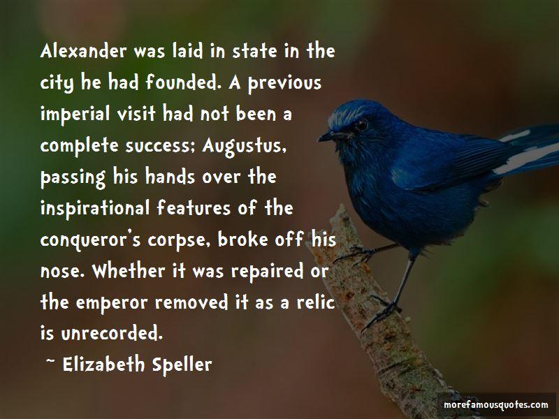 Augustus Emperor Quotes