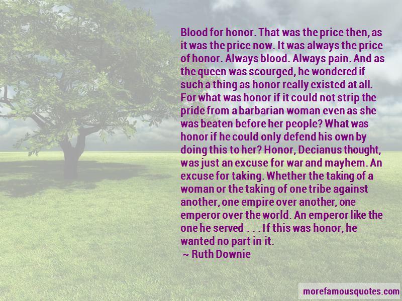 Barbarian War Quotes