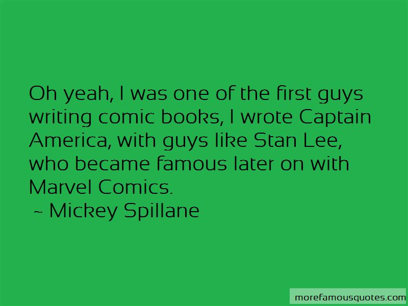 Comic Famous Quotes