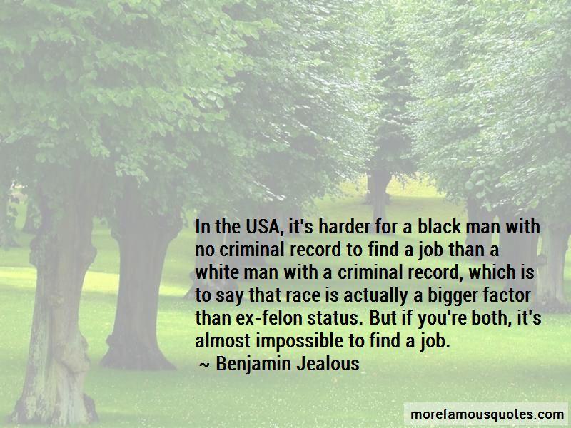 Criminal Record Quotes