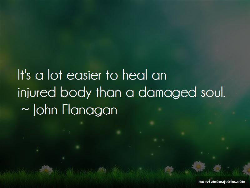 Damaged Soul Quotes