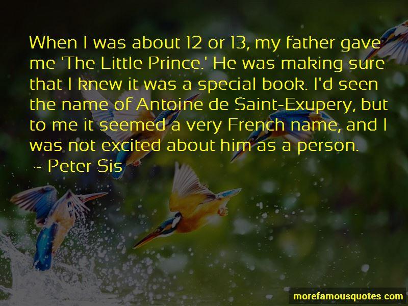De Saint Exupery Quotes