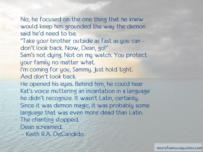Demon Dean Quotes Pictures 3
