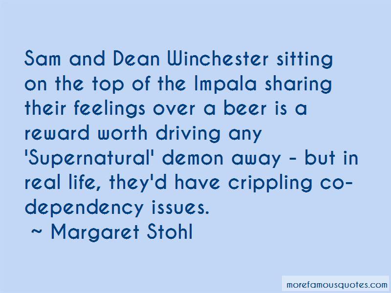 Demon Dean Quotes