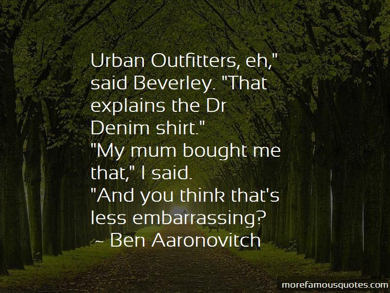 Denim Shirt Quotes Pictures 2