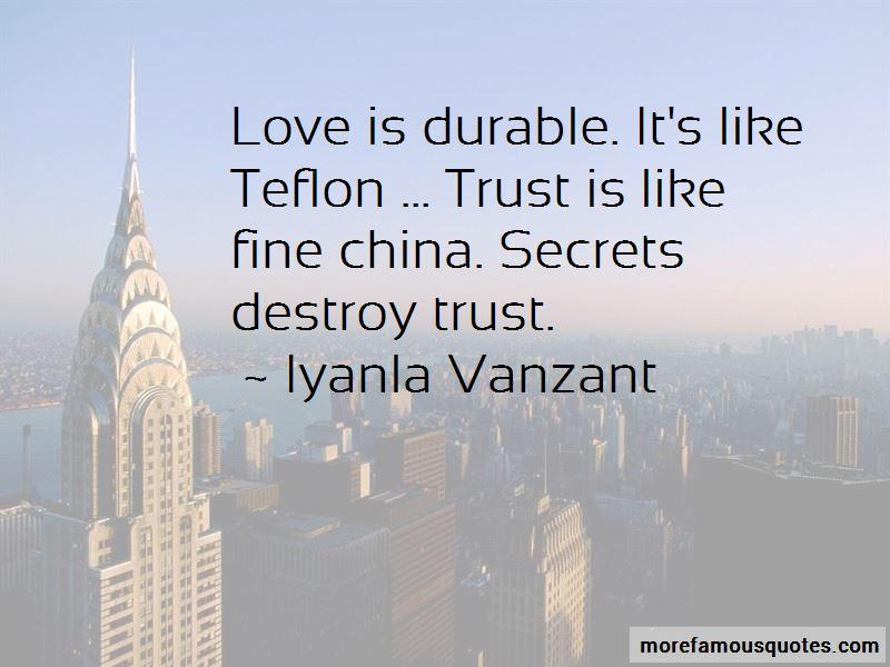 Destroy Trust Quotes Pictures 3