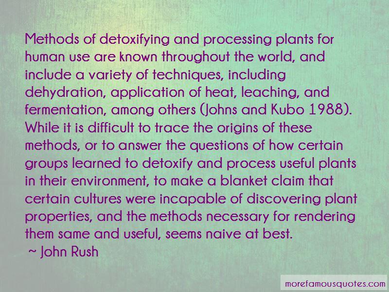 Detoxify Quotes