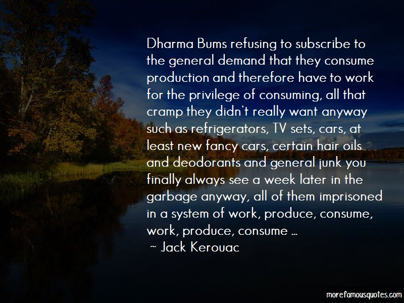 Dharma Bums Quotes