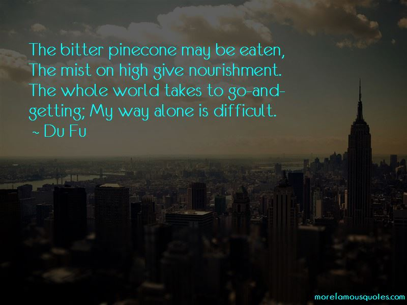 Getting High Alone Quotes Pictures 3