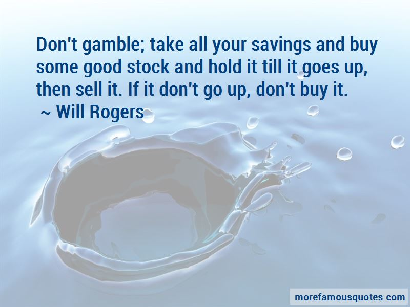 Good Sell Quotes