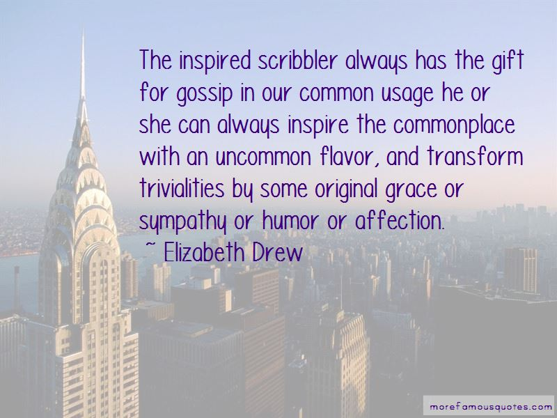 Gossip Humor Quotes