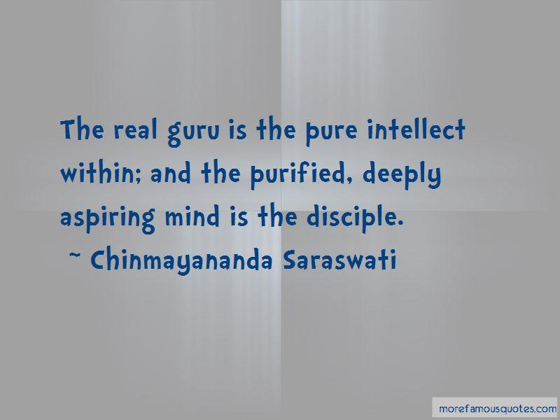 Guru Disciple Quotes