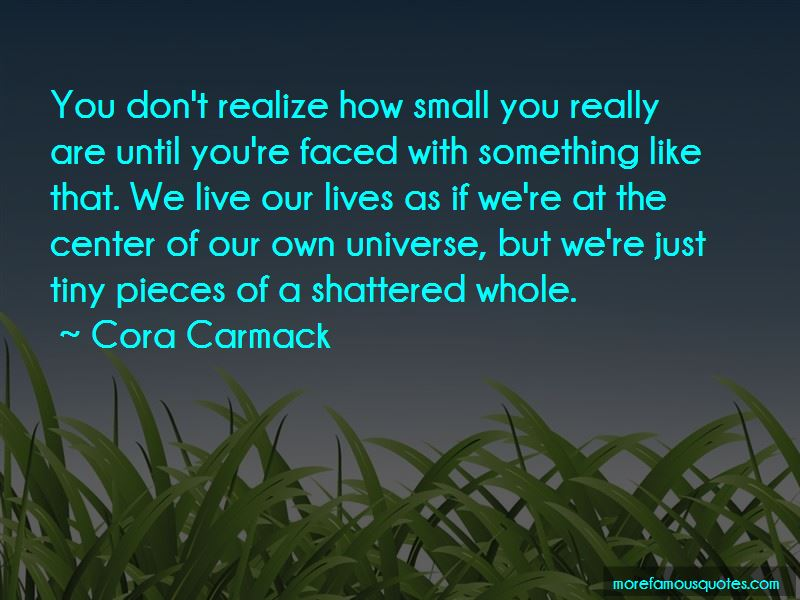 How Small You Are In The Universe Quotes Pictures 4