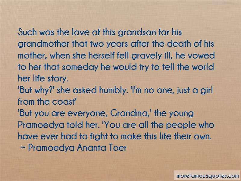 I Love You My Grandson Quotes