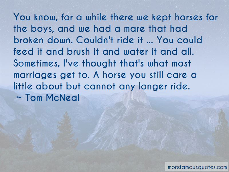 I Ride A Mare Quotes Pictures 2