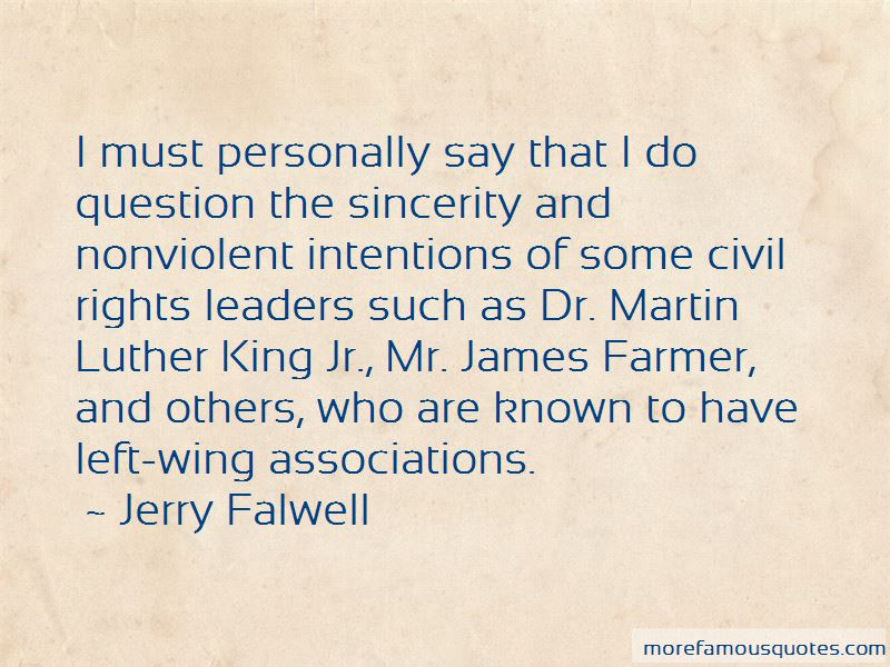 James Farmer Quotes
