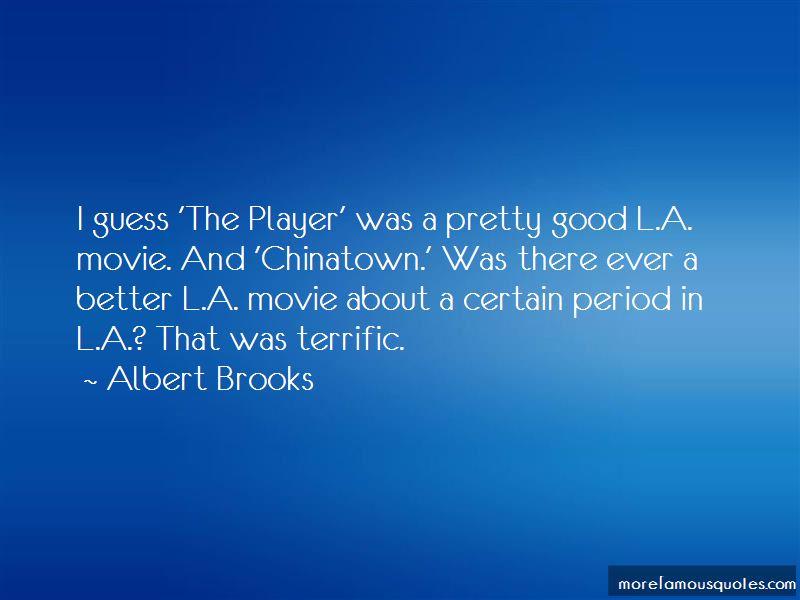 La Movie Quotes