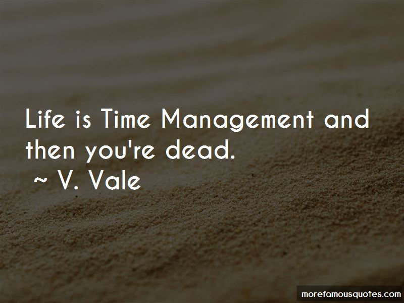 Life Is Time Quotes