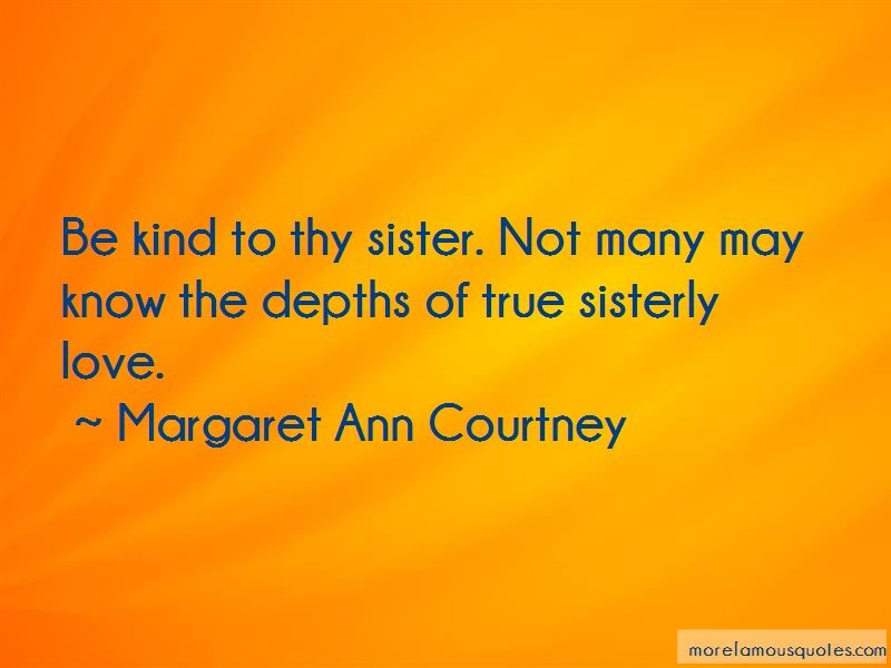 Love Thy Sister Quotes