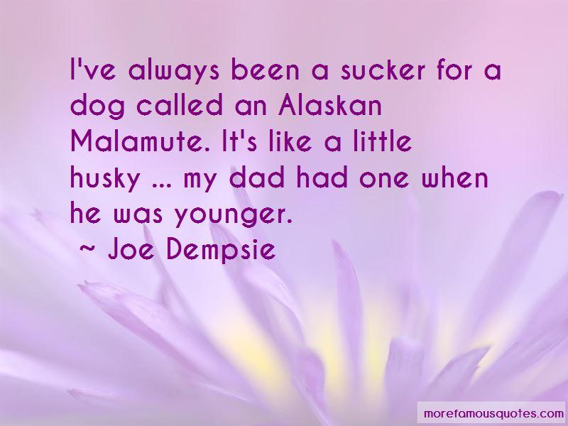 Malamute Quotes