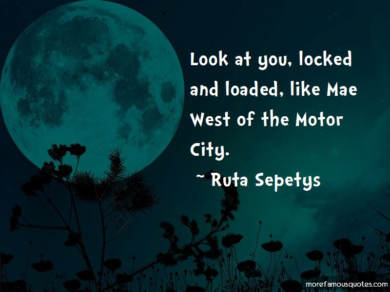 Motor City Quotes Pictures 4