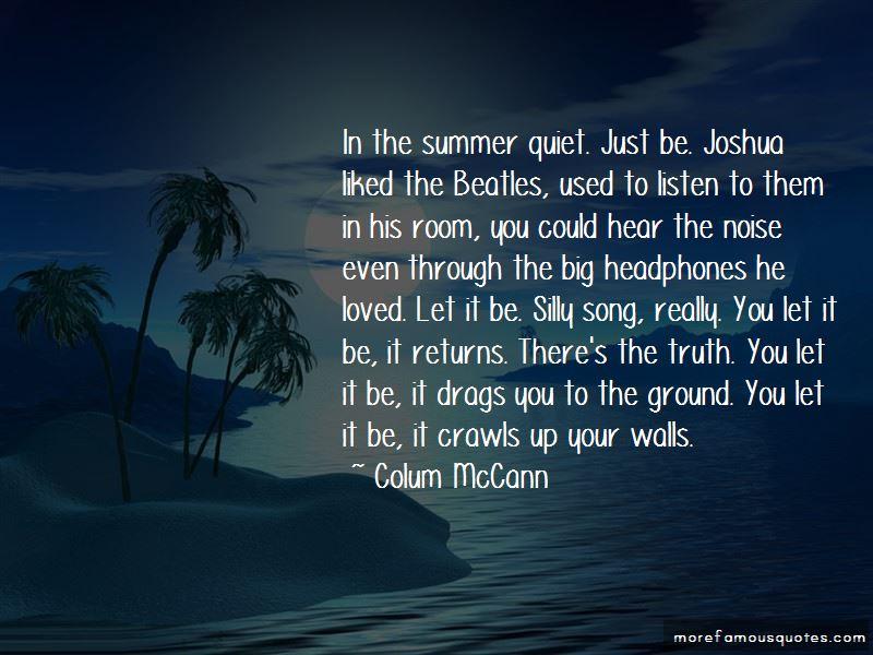 Mr Joshua Quotes