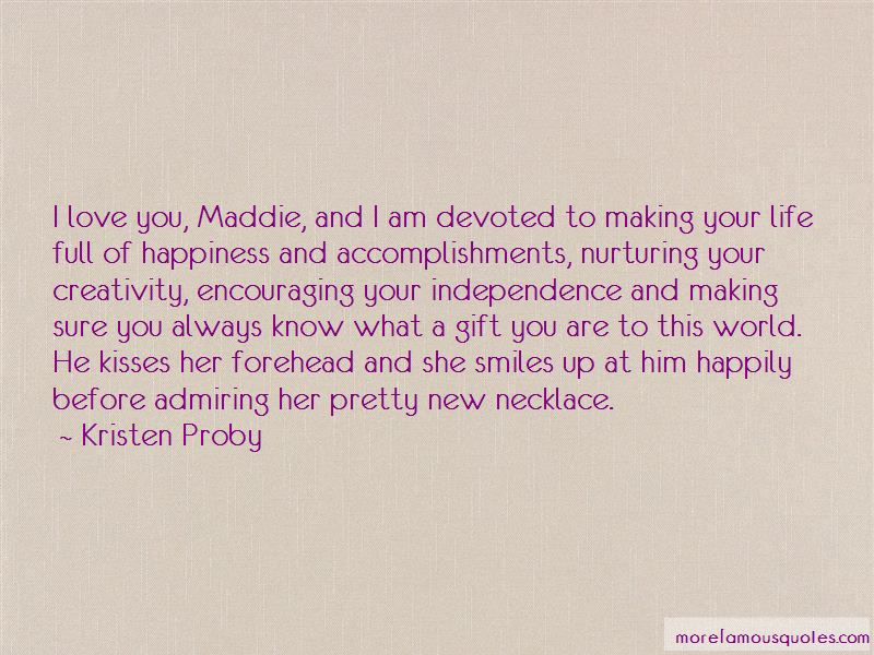 Necklace Gift Quotes Pictures 2