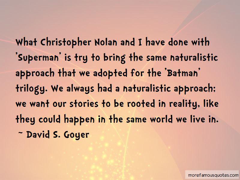 Nolan Batman Quotes