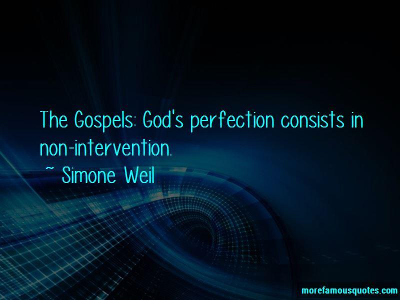 Non Intervention Quotes