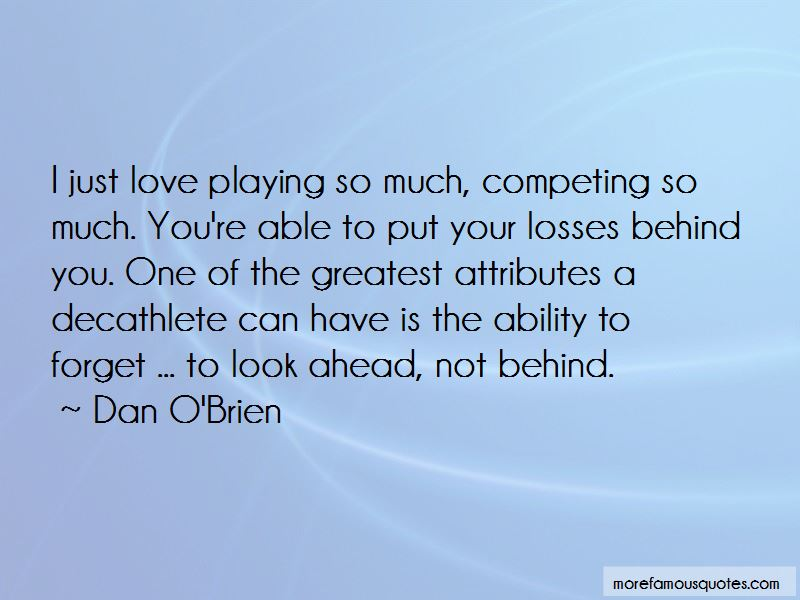 Not Competing For Love Quotes Pictures 3