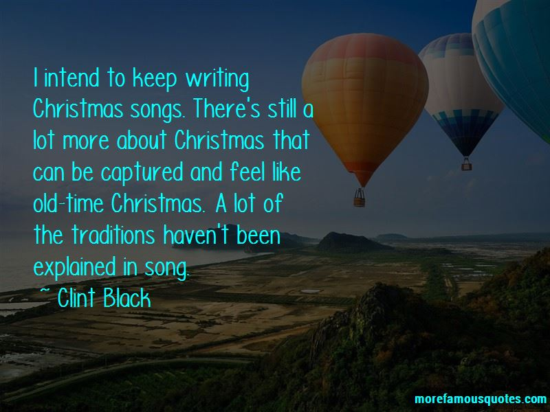 Old Time Christmas Quotes