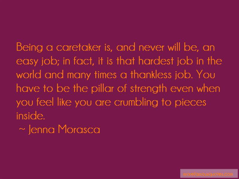 Pillar Of Strength Quotes