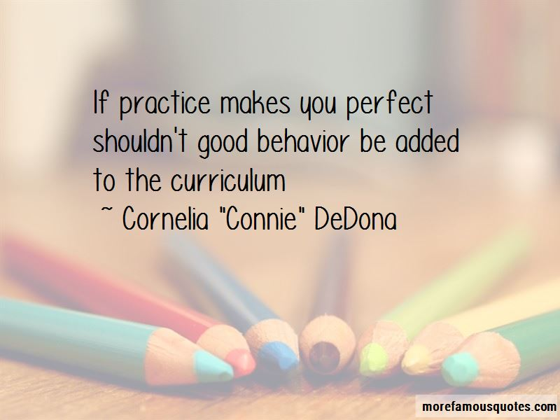 Practice Makes You Perfect Quotes