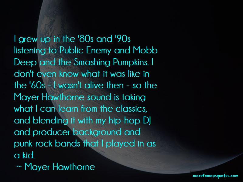 Quotes About 90s