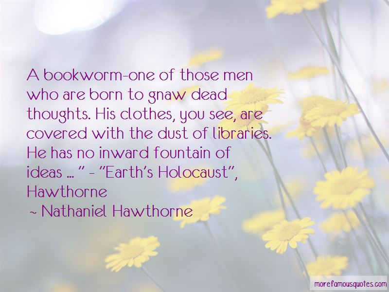 Quotes About A Bookworm