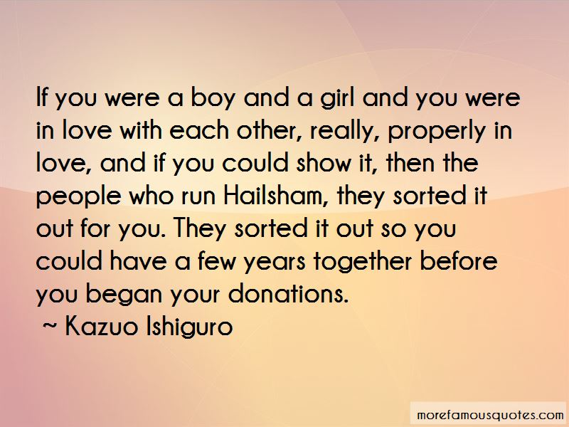 A Boy You Love Quotes Pictures 4
