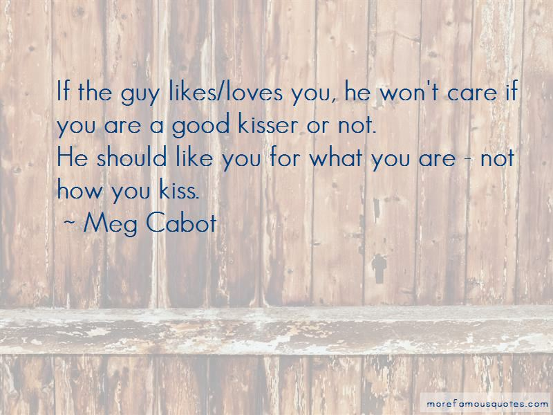 Quotes About A Guy That Likes You