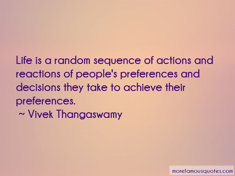 Quotes About Actions And Reactions