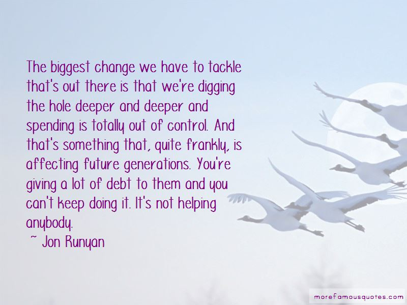 Affecting The Future Quotes Pictures 3