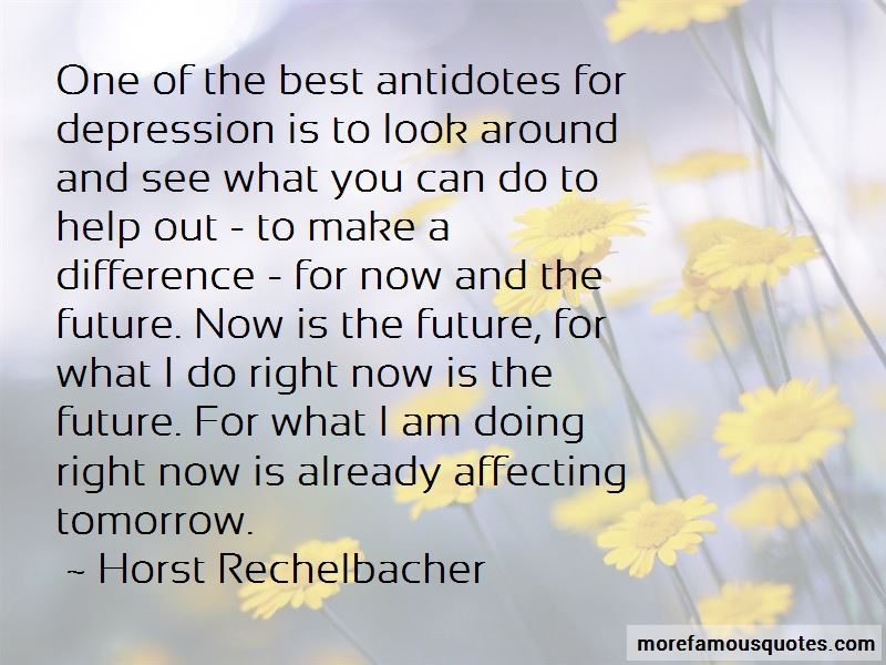 Affecting The Future Quotes Pictures 4