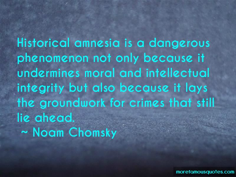 Quotes About Amnesia