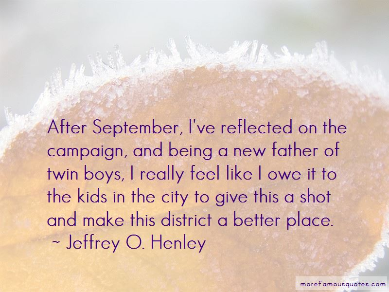 Quotes About Being A New Father