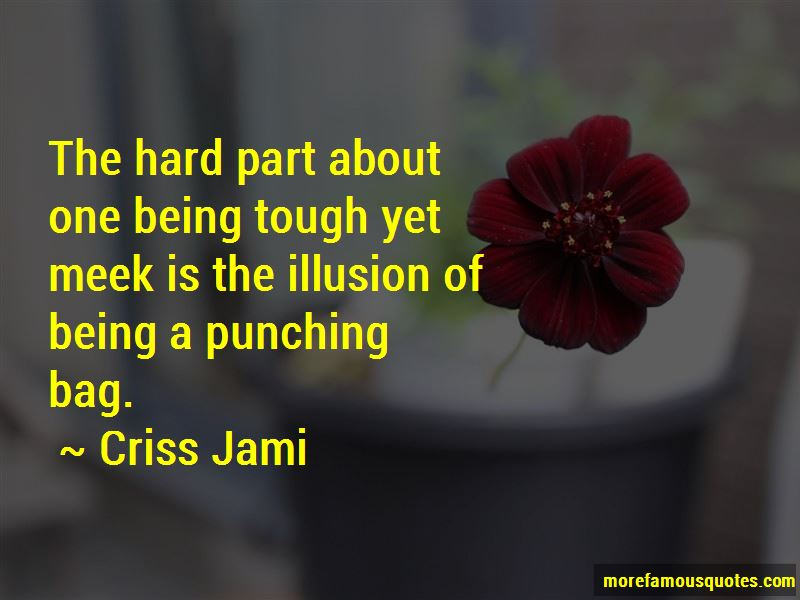 Quotes About Being A Punching Bag