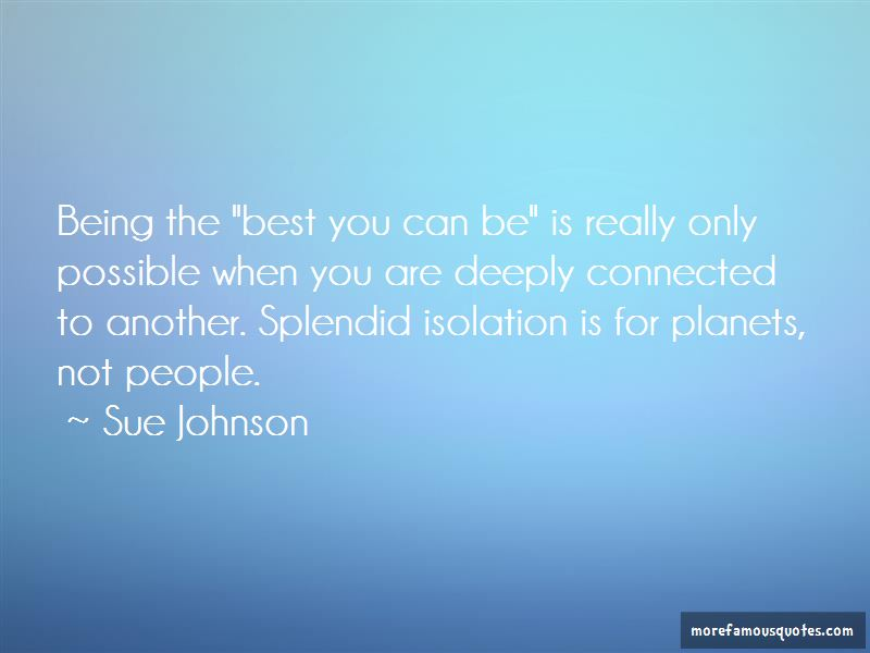 Quotes About Being The Best You Can Be