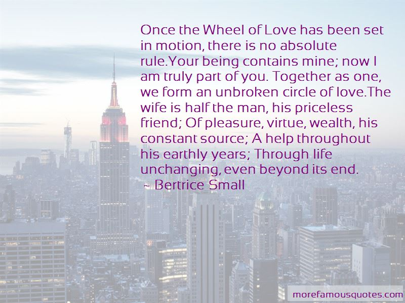 Quotes About Being There For Your Wife