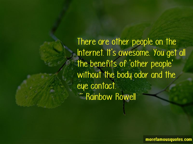 Benefits Of Internet Quotes Pictures 2
