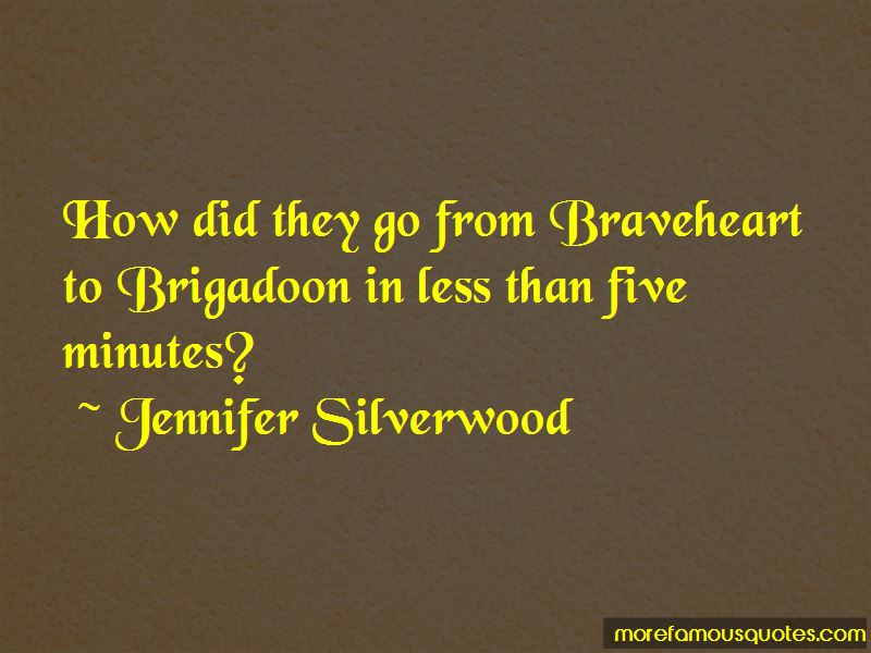 Quotes About Braveheart