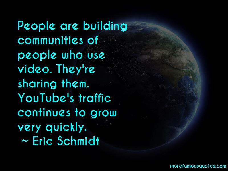 Quotes About Building Communities