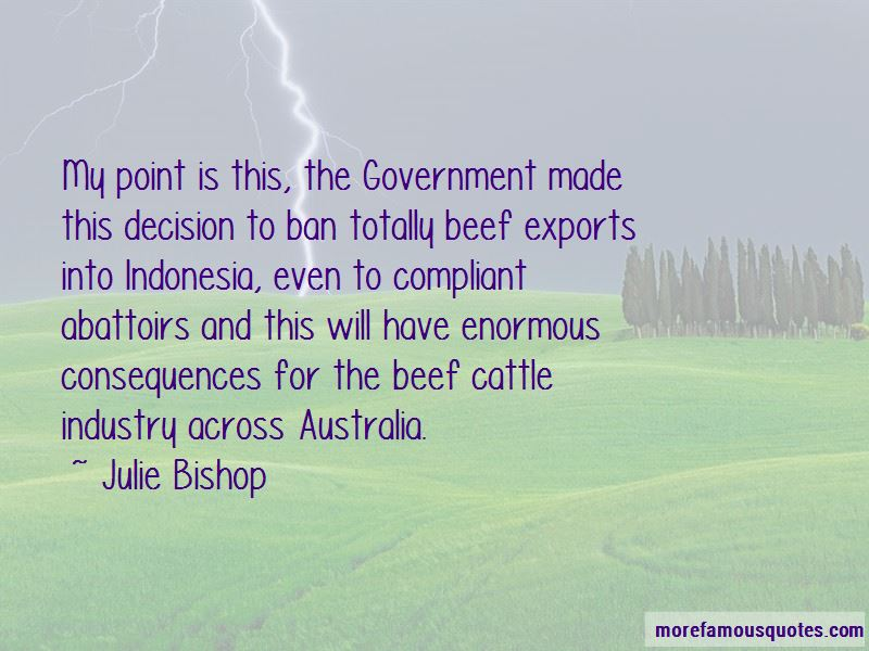 Cattle Industry Quotes Pictures 2
