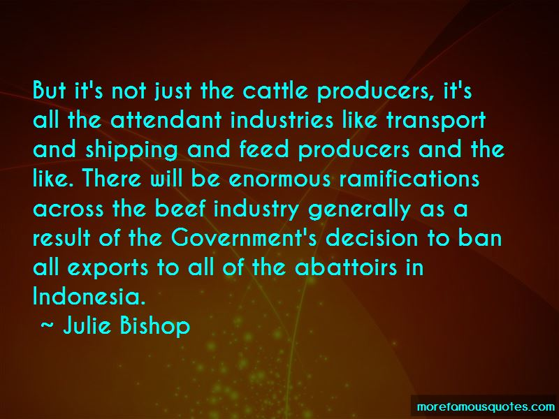 Cattle Industry Quotes Pictures 4